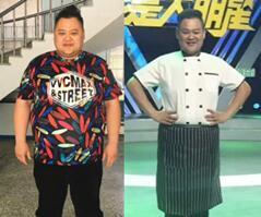 郑虎长春减肥5个月暴瘦100多斤 只因