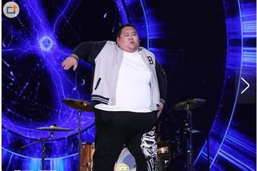 《幸福来敲门》540斤的李超大秀舞技