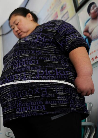 BMI不能科学地反映肥胖状况 胖不胖要