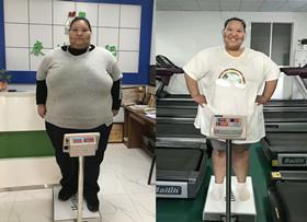 """""""95后""""女孩体重400斤 在长春3个月"""
