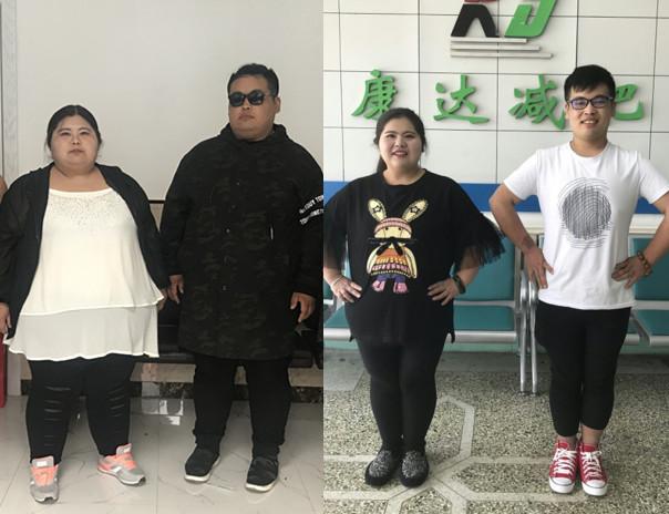 """在长春康达医院减肥的""""千斤""""之家吕飞吕云飞姐弟,现在怎么样了"""