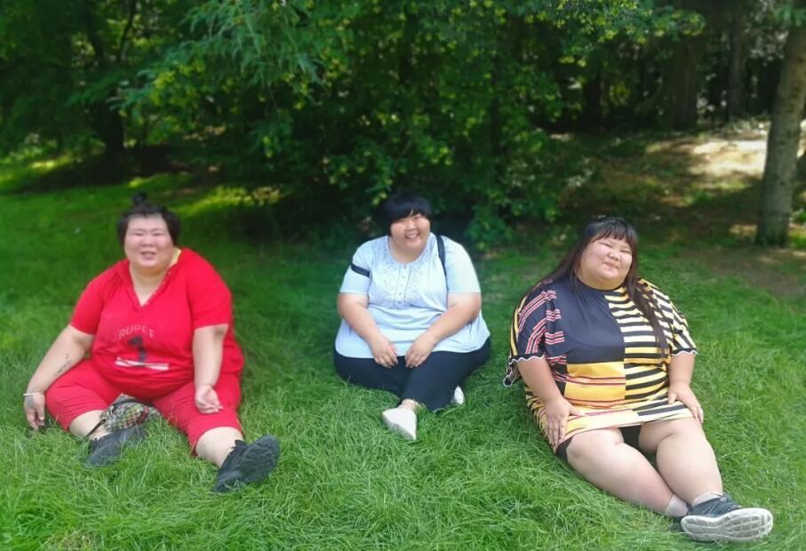 """胖人愿和胖人在一起 """"胖死""""并非空穴来风"""