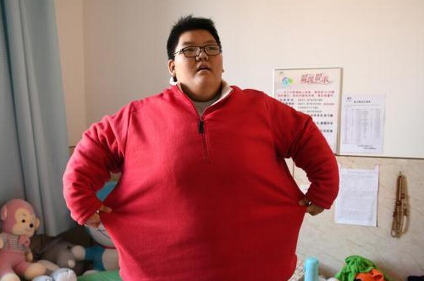 患癌女孩到长春康达减肥只为回报社会