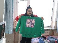 陈丹娜在长春康达减肥半个月初见成效(短视频)