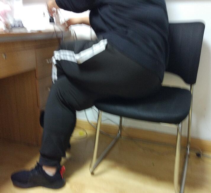 坐着竟然也能减肥!
