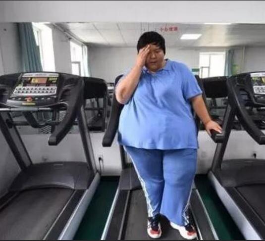 切勿盲目减肥