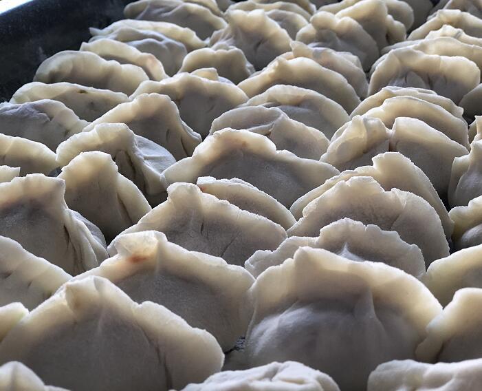 冬至怎样吃饺子不长胖?